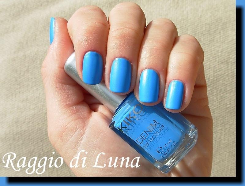 Kiko Denim n° 464 Essential Sky Blue by Tanja