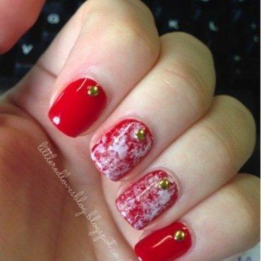 Bubble Wrap Nails nail art by Kimberley