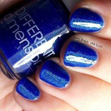 Different Dimension Wave if you Sea Me Swatch by Dani