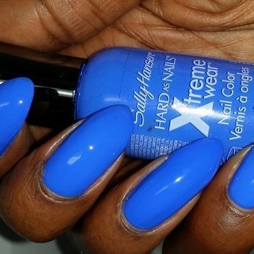 pacific blue Swatch by Nails_Divine