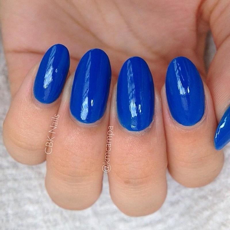 Ulta Blue Streak Swatch by Kasey Campa