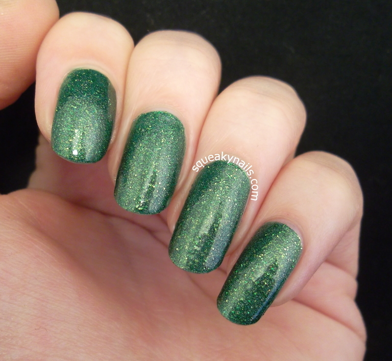 Renaissance Cosmetics Emerald Envy by Squeaky  Nails