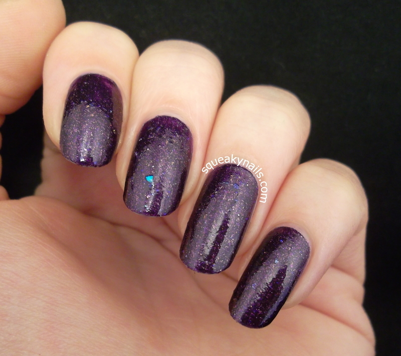 Renaissance Cosmetics Enamoured Swatch by Squeaky  Nails