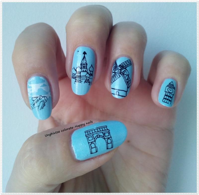 European Nail Art Images - nail art and nail design