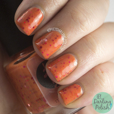 Bliss polish sunset on paradise orange swatch 3 thumb370f
