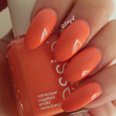 Essie Tart deco Swatch by Ritsy NL