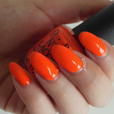 OPI Juice bar hopping Swatch by Ritsy NL