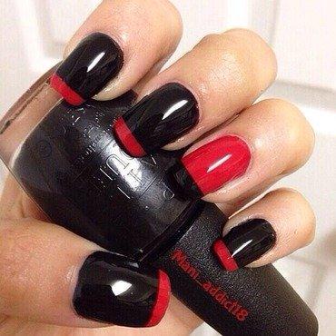Stilettos nail art by S.M.R