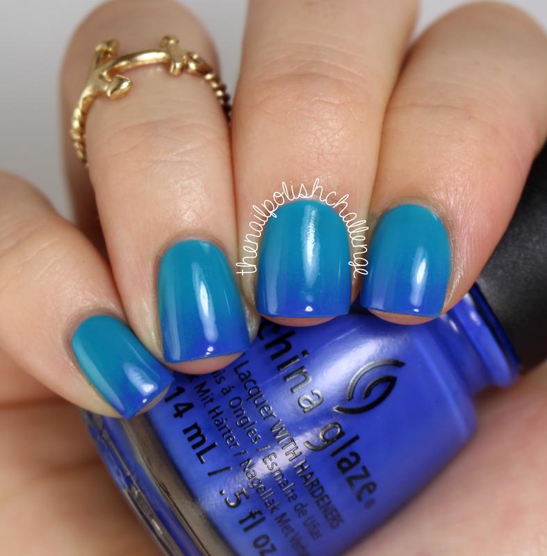 Gradient Nail Art nail art by Kelli Dobrin