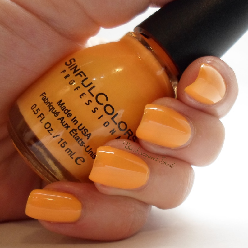 Sinful Colors On the Bright Side Swatch by Emma N.