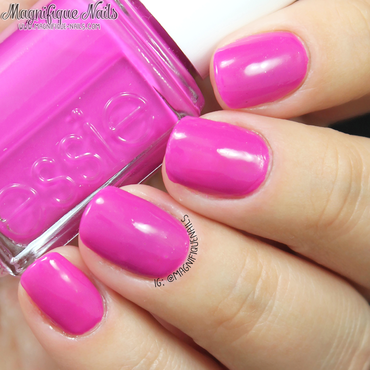 Essie Too Taboo Swatch by Ana
