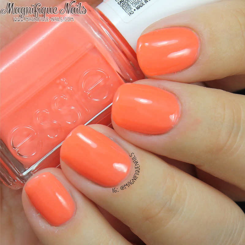 Essie Serial Shopper Swatch by Ana