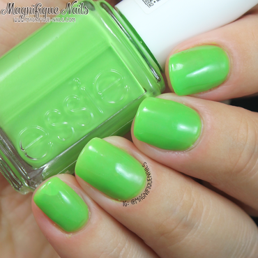 Essie Vices Versa Swatch by Ana