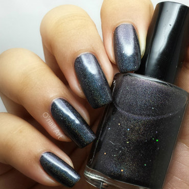 Colores De Carol Andromeda Swatch by OnailArt