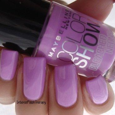 Maybelline Ultra Violet Swatch by IntensePolishTherapy Anita