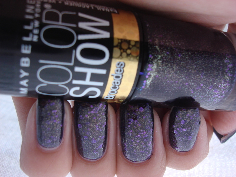 Maybelline Amethyst Couture Swatch by IntensePolishTherapy Anita