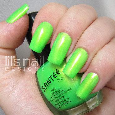 Santee 101 Green by Lily-Jane Verezen