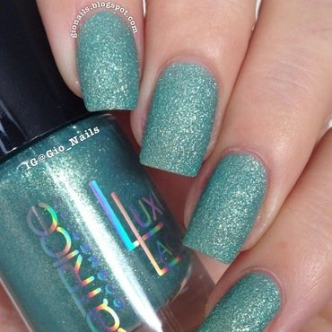 Catrice Luxury Lacquers Sandhopper Swatch by Giovanna - GioNails