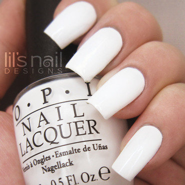 Swatch opi alphine 20snow thumb370f