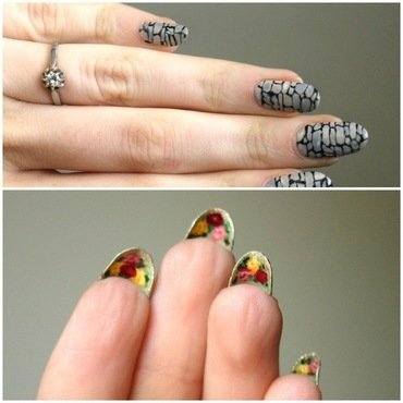 Secretgardennailsframed thumb370f