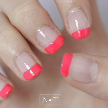 Neon french thumb370f