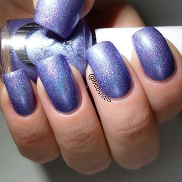 Celestial Cosmetics L.E July 2014 Swatch by Brooke (babs)
