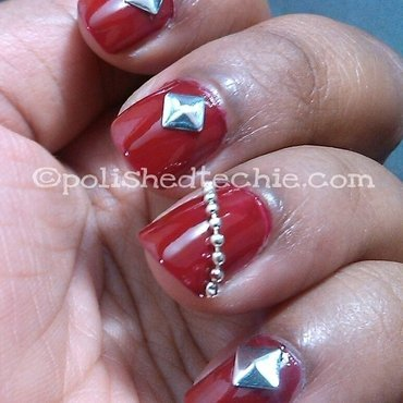 3d nails nail art by Rajani Polished Techie