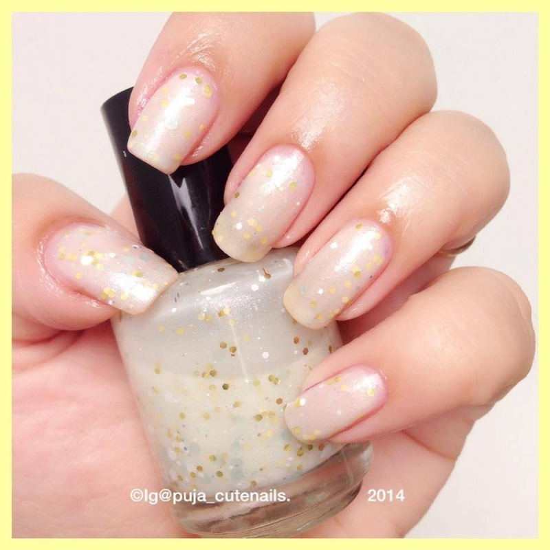 Wing Dust Silent reverie Swatch by Puja Malhotra