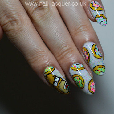 Food nail art 20 7  thumb370f