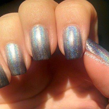 Holo Gradient Take 2! nail art by Franziska FrankieHuntersNails