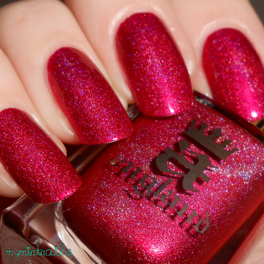 A England Rose Bower Swatch by MyMintNails