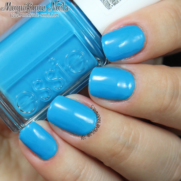 Essie strut your stuff Swatch by Ana
