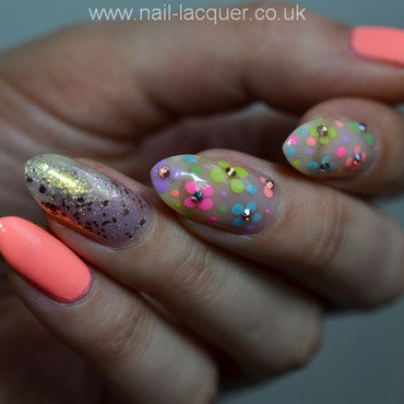 Easy summer nail art nail art by A. J.