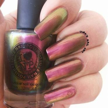 I Love Nail Polish Masquerade Swatch by Uma mathur