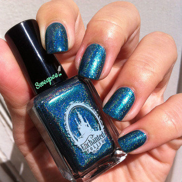 Enchanted Polish Scintealliant Swatch by Sweapee