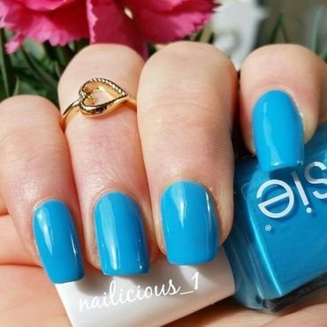 Essie I'm Addicted Swatch by nailicious_1