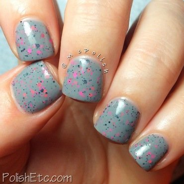 Pipe Dream Polish #mcspiration Swatch by Amy McG