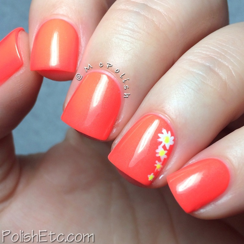 Pipe Dream Polish 110 Degrees Swatch by Amy McG