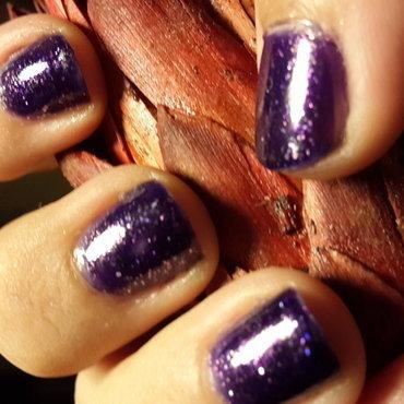 Sinful Colors Sandwich nail art by Renataremedios