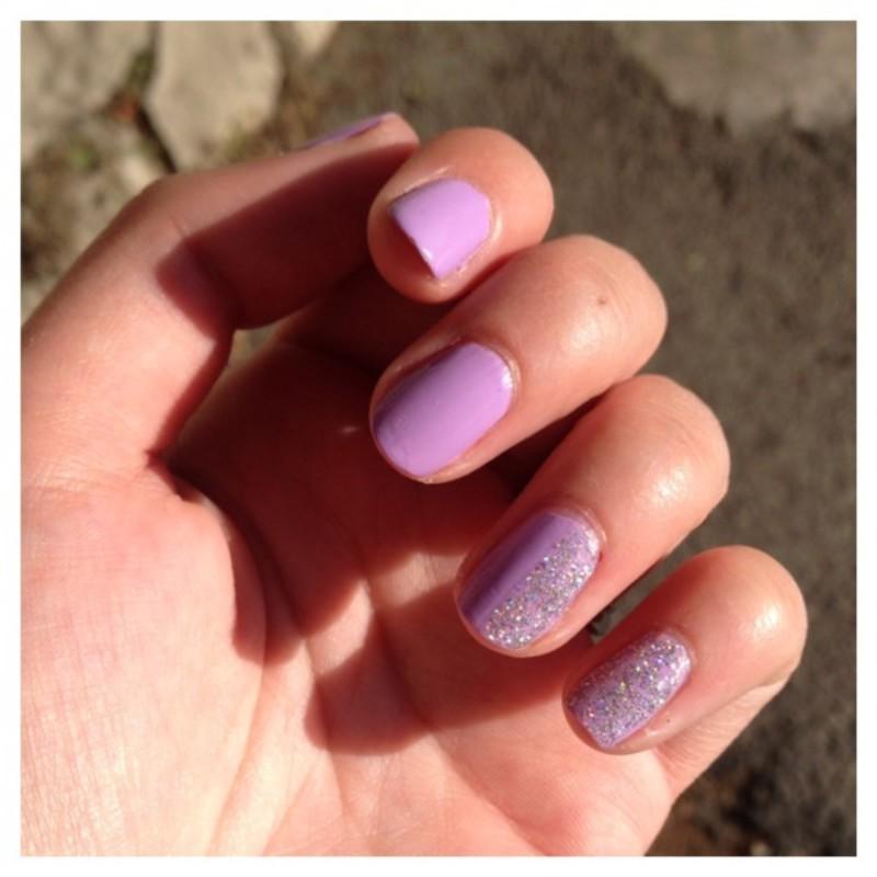 Pastel Day nail art by Dju Nails