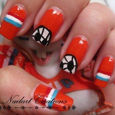 Final Dutch Nailart nail art by Nailart Creations