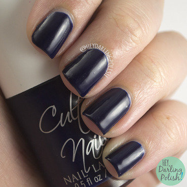 Cult Nails Time Traveler Swatch by Marisa  Cavanaugh