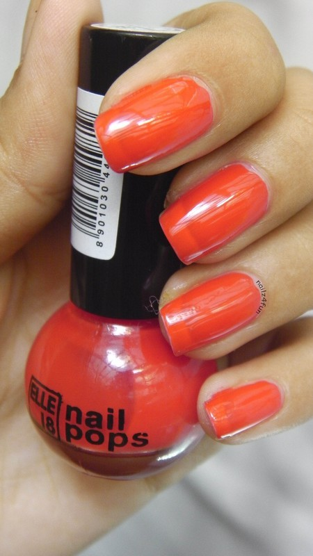 Elle 18 Nail Pops No. 69 Swatch by Nailz4fun