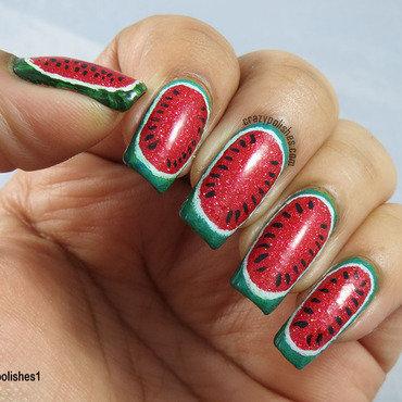 Watermelon 20nail 20art thumb370f