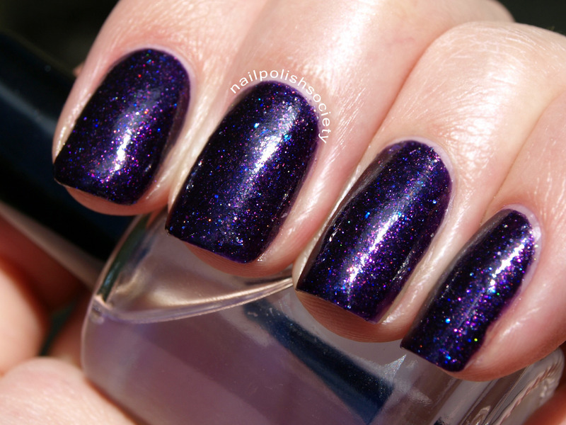 Renaissance Custom Lacquer Enamoured Swatch by Emiline Harris