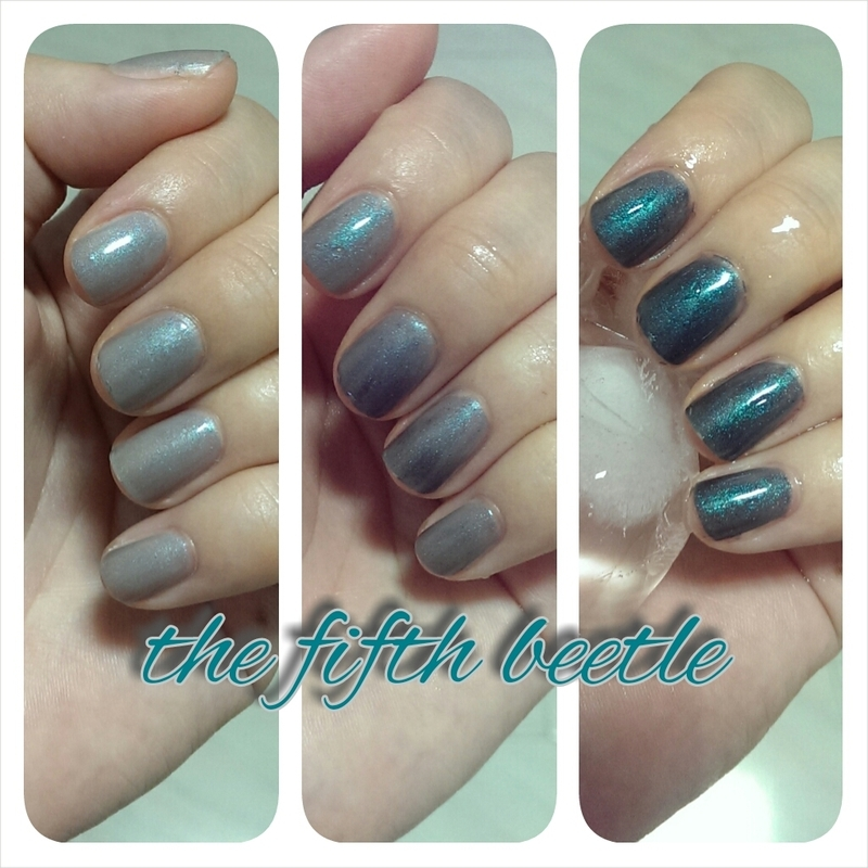 Pretty And Polished The Fifth Beetle Swatch by JingTing Jaslynn