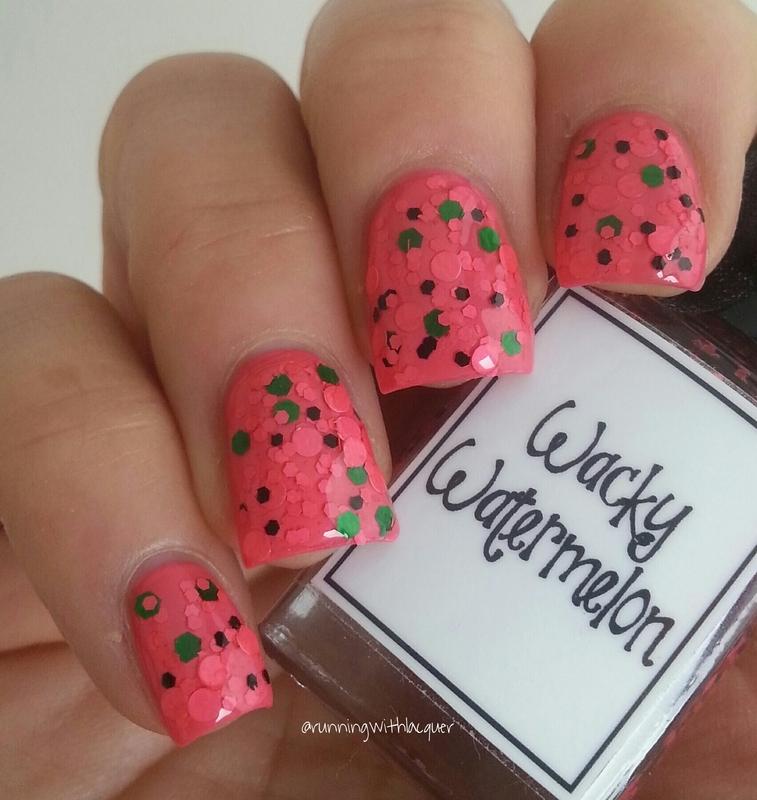 Wacky Watermelon by Debbie D