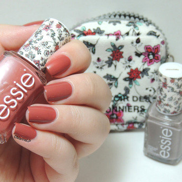 Essie in stitches Swatch by Marine Loves Polish