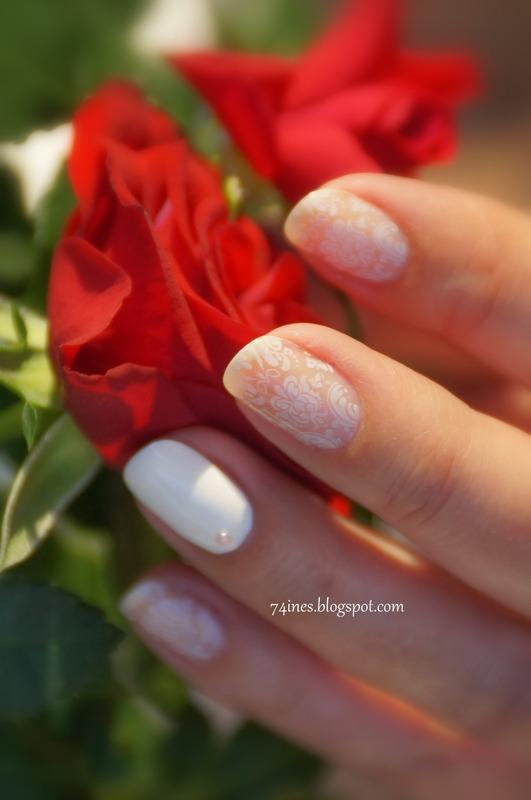 Always nail art by 74ines