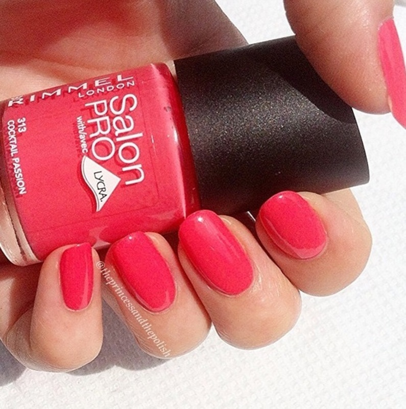 Rimmel Cocktail Passion Swatch by Alexandra